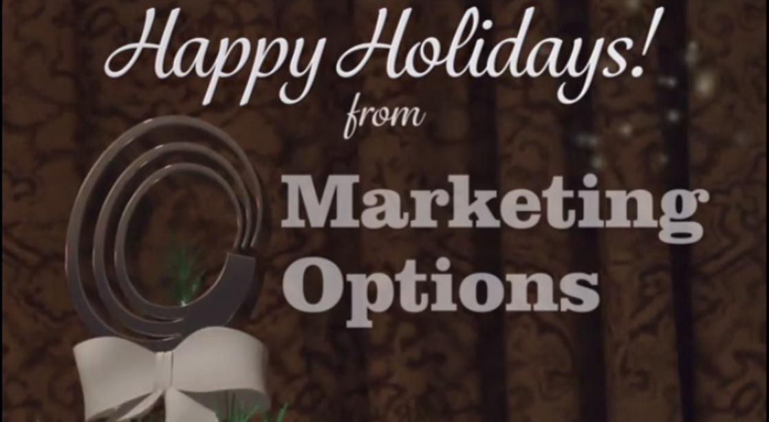 Marketing Options Holiday Greeting